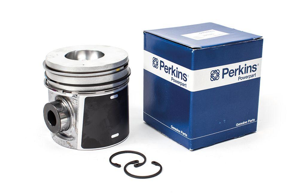 Perkins 大修可为您的发动机注入新的活力
