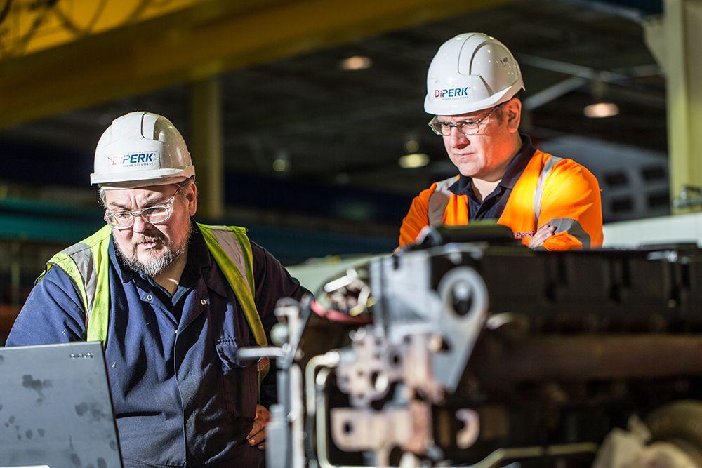 Perkins appoints DiPerk Power Solutions as Ireland distributor