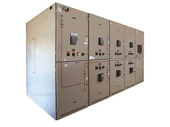 Cat XLM Switchgear>
