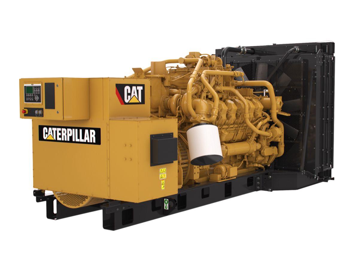 G3512 Generator Set