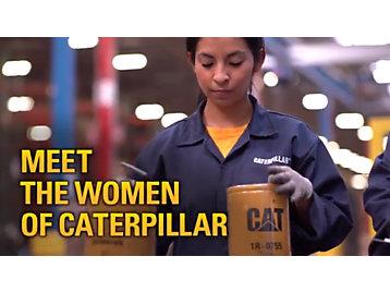 Meet The women of caterpillar