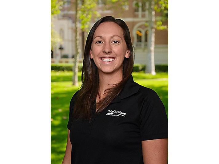 Sarah B., Sr. Design Engineer Solar Turbines