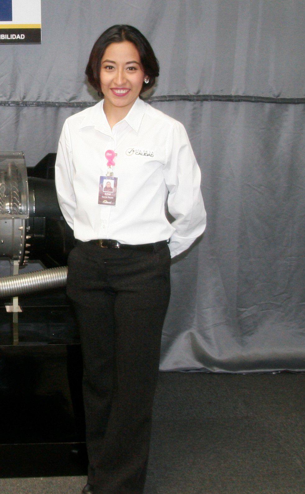 Ethel R., Supplier Development Engineer Solar Turbines