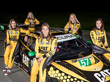 Meet Jackie Heinricher & the IMSA Team