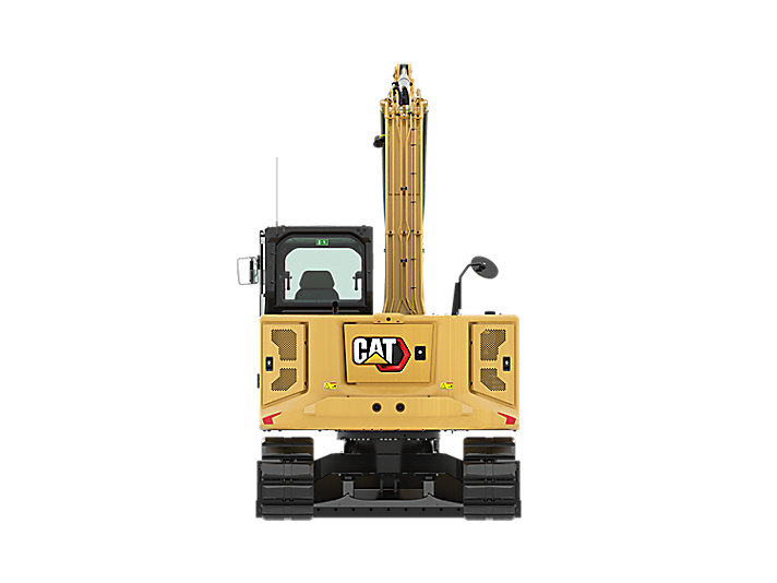 Cat | 307 5 Mini Hydraulic Excavator | Caterpillar