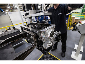 Perkins® Syncro delivers power in a small package