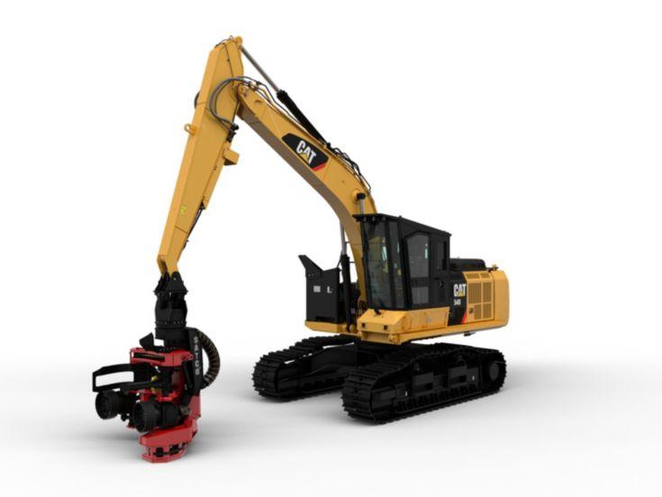 Machines forestières - 548