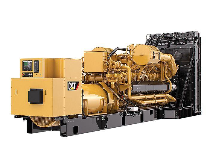 G3520 Gas Generator Set