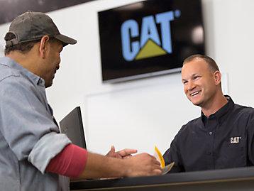 Cat Dealer