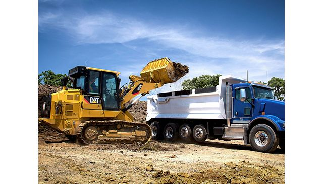 Cat 953K Track Loader - DO MORE WITH LESS FUEL