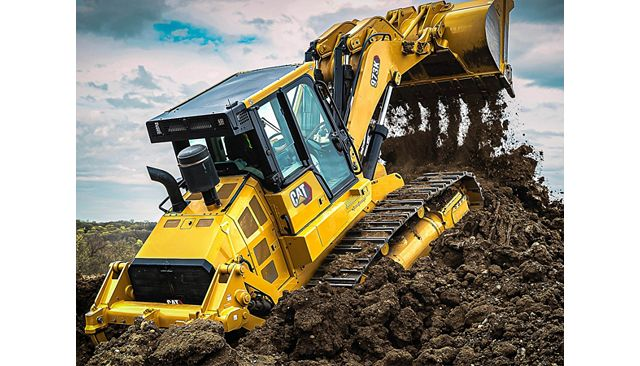 Cat 973K Track Loader - EASY TO OPERATE
