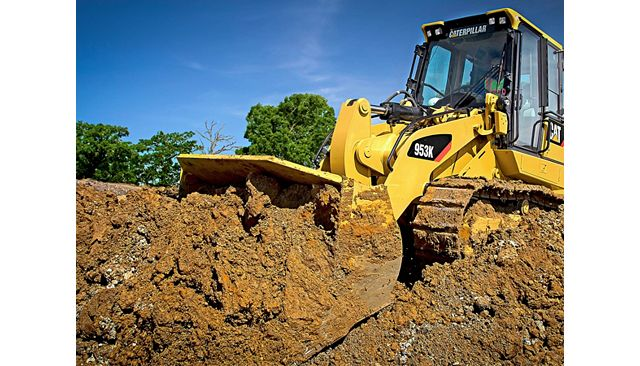 Cat 953K Track Loader - EASY TO OPERATE