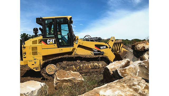 Cat 963K Track Loader - EXPAND YOUR CAPABILITIES