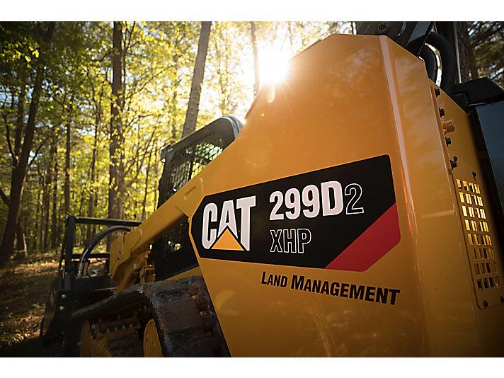Cat   299D2 XHP Compact Track Loader   Caterpillar
