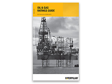 Cat® Oil & Gas Ratings Guide