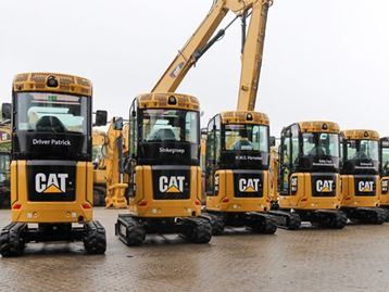 Construction Industry Retail Roadshow aanbieding: Nu 0 Euro administratiekosten op uw nieuwe lease contract.