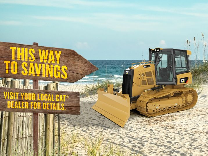 Cat | Dozers / Bulldozers / Crawler Dozers | Caterpillar