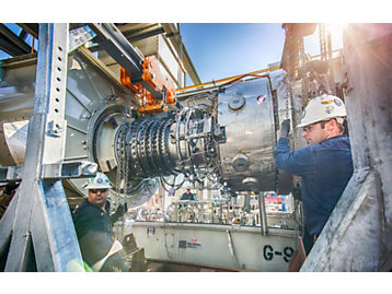 Commissioning and Decommissioning Pre-Owned Equipment Solar Turbines