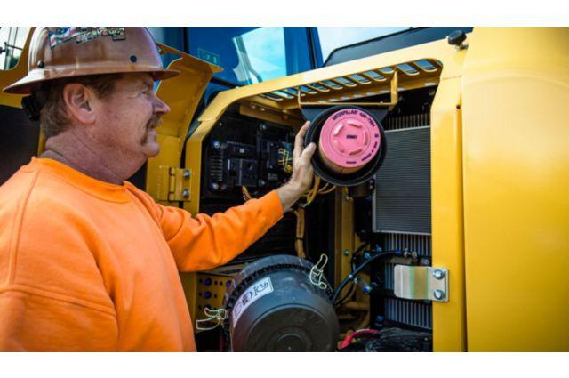Cat 313F GC Excavator - REDUCED MAINTENANCE COSTS