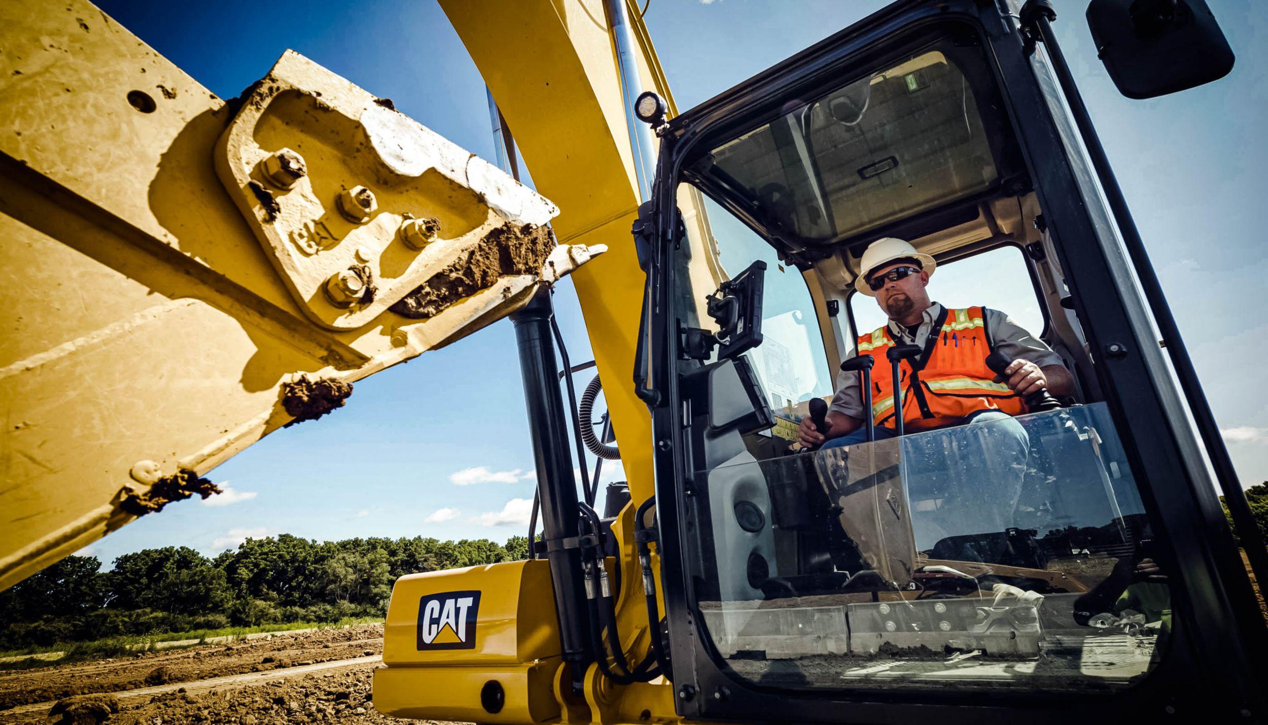 Cat | 316F L Hydraulic Excavator | Caterpillar