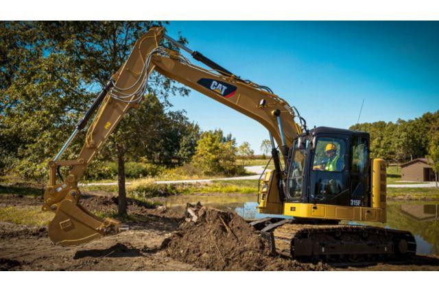 Cat 315F Excavator - BUILT FOR LONG TERM PRODUCTION