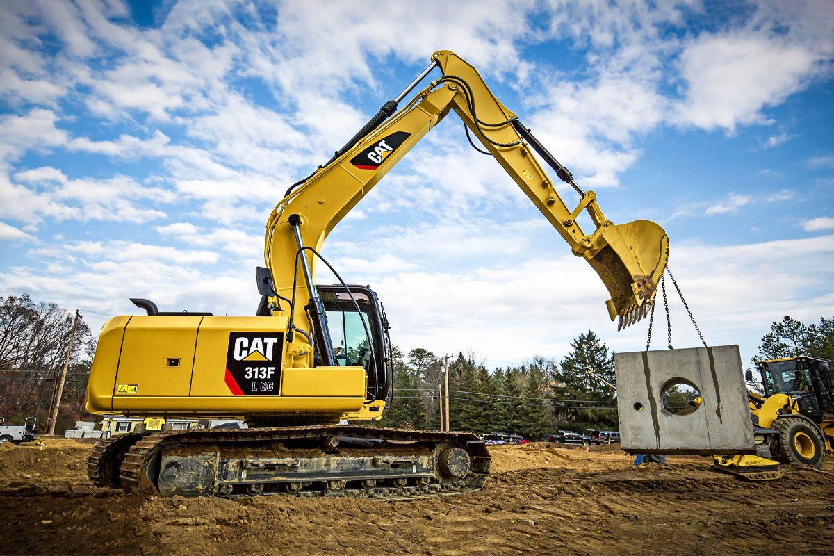 Cat 313F GC Excavator