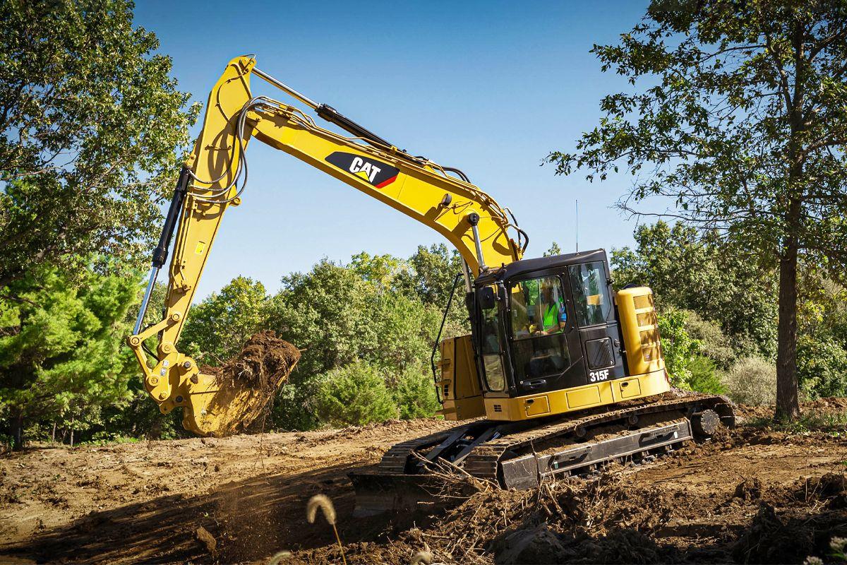 Cat 315F Excavator
