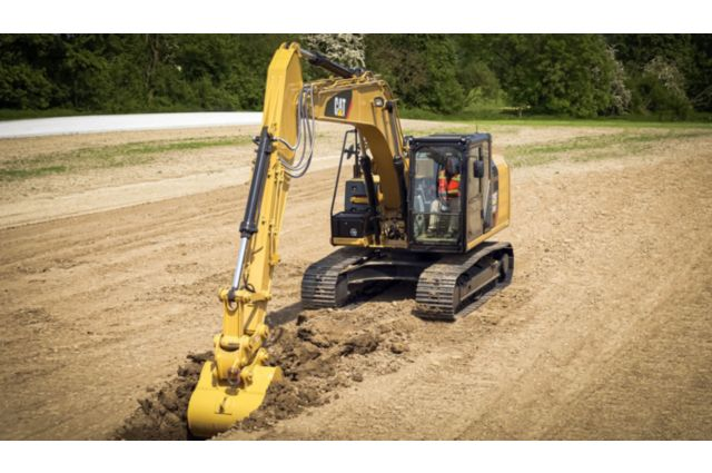 Cat 316F L Excavator - BUILT-IN SAFETY FEATURES