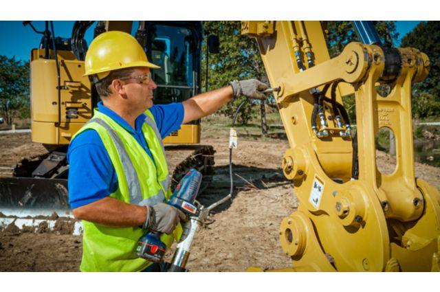 Cat 315F Excavator - REDUCED MAINTENANCE TIME