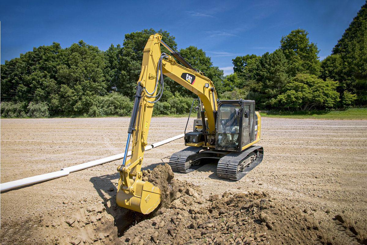 Cat 313F Excavator