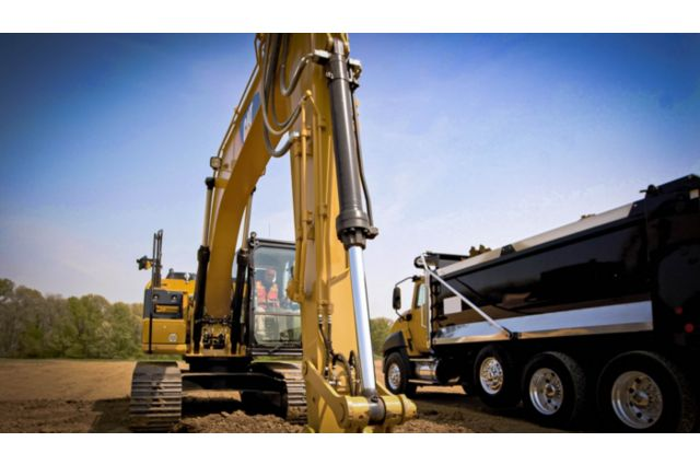 Cat 316F L Excavator - BUILT TO PERFORM