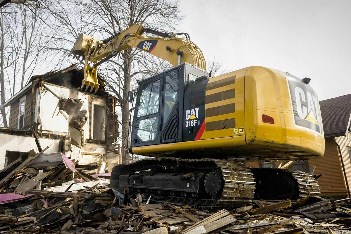 Cat 316F L Excavator