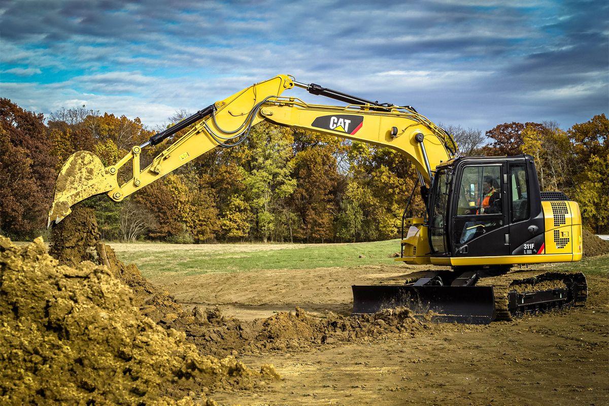 Cat 311F RR Excavator