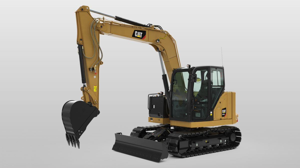 Current offers on Cat equipment