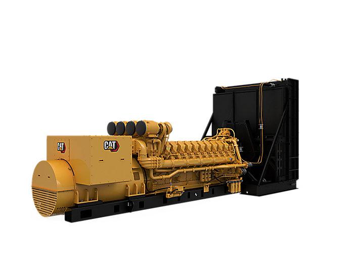 Cat® Electric Power Generation - Diesel Generator Sets in UAE