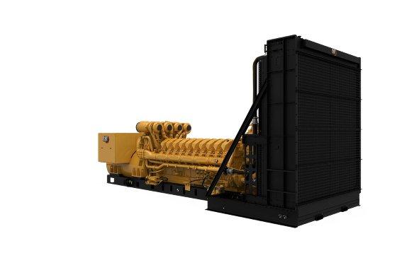 C175-20, Diesel Generator Sets - Gough Cat