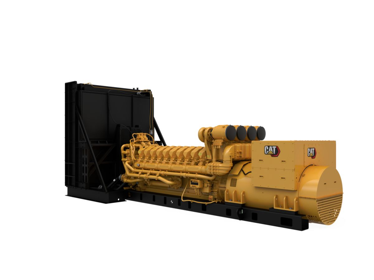 C175-20 Diesel Generator Set Right Front View>