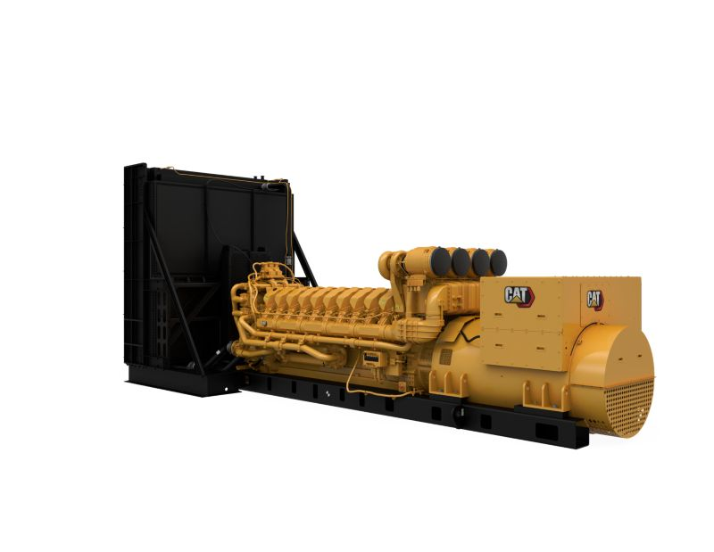 C175-20 Diesel Generator Set Right Front View