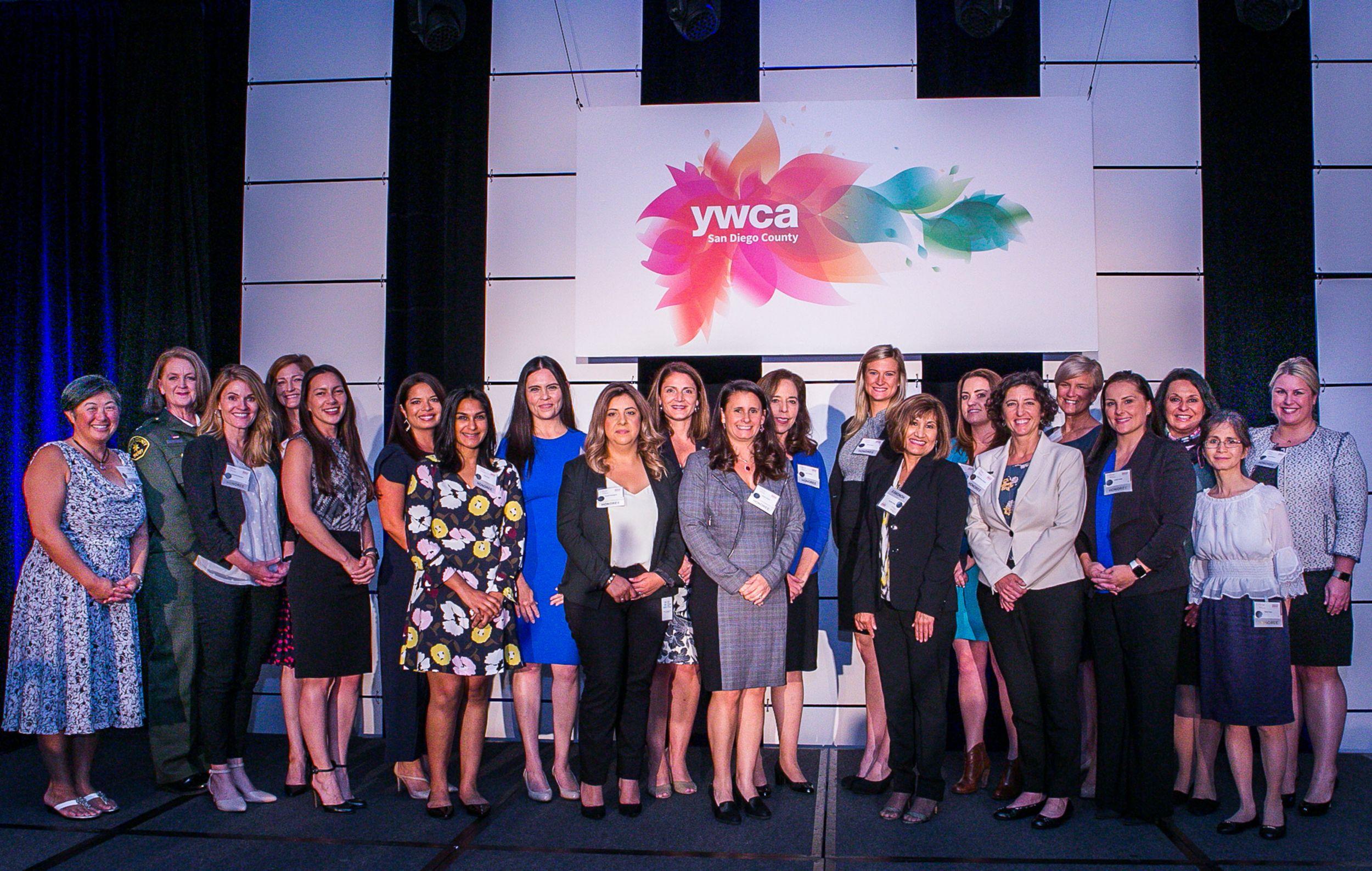 YWCA San Diego's Tribute to Women & Industry Award nominees Solar Turbines