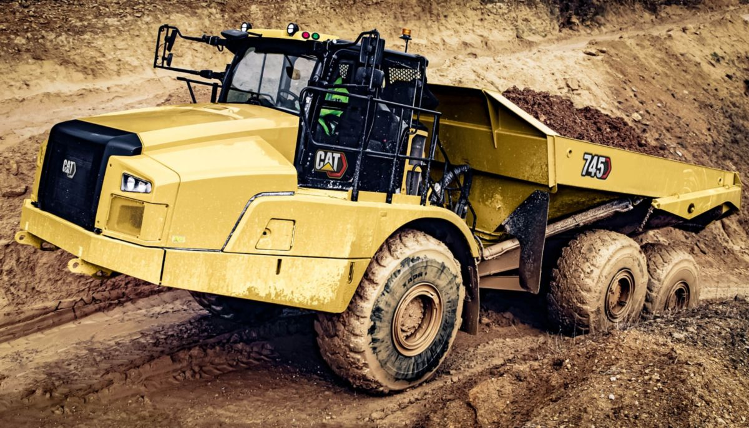 745 Articulated Truck>