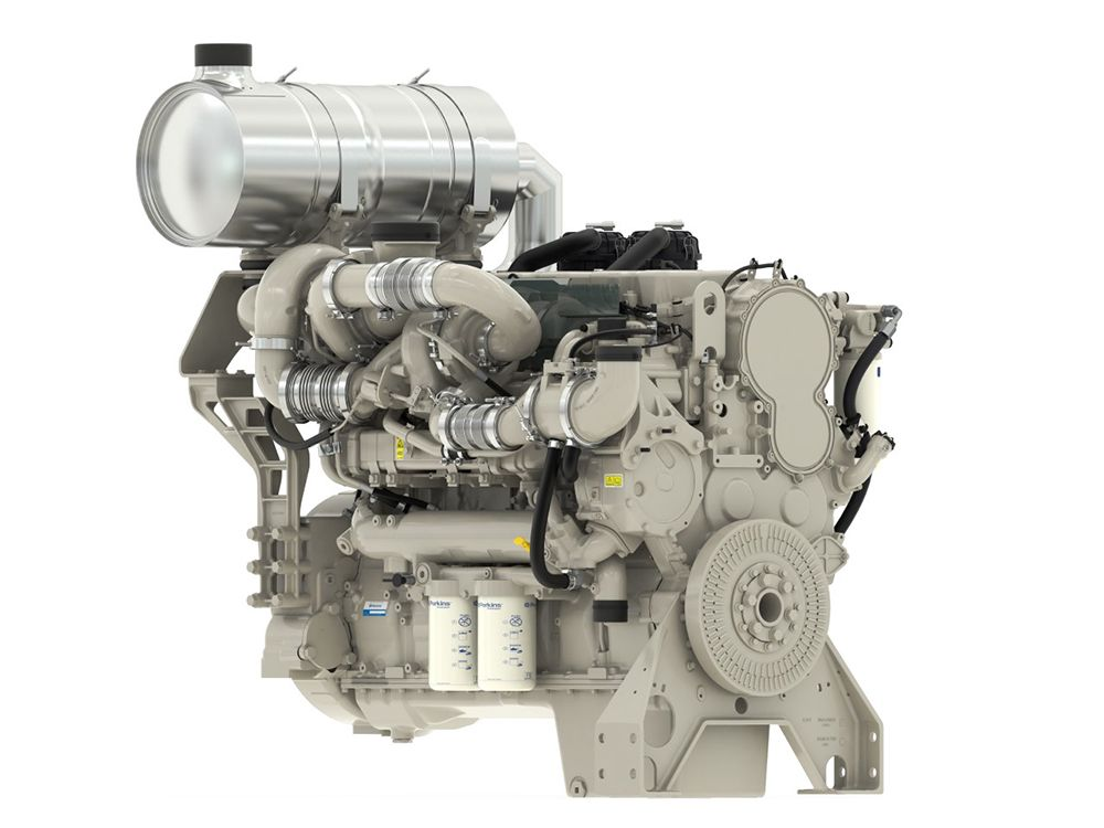 Perkins 通过新款 18 升系列双涡轮增压发动机为欧盟 Stage V 客户提供更多动力
