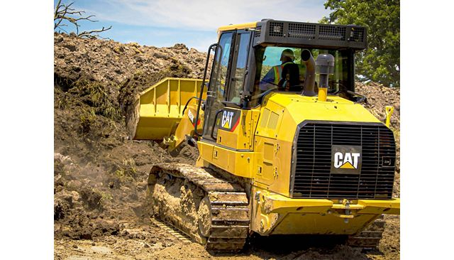 Cat 953K Track Loader - EXPAND YOUR CAPABILITIES