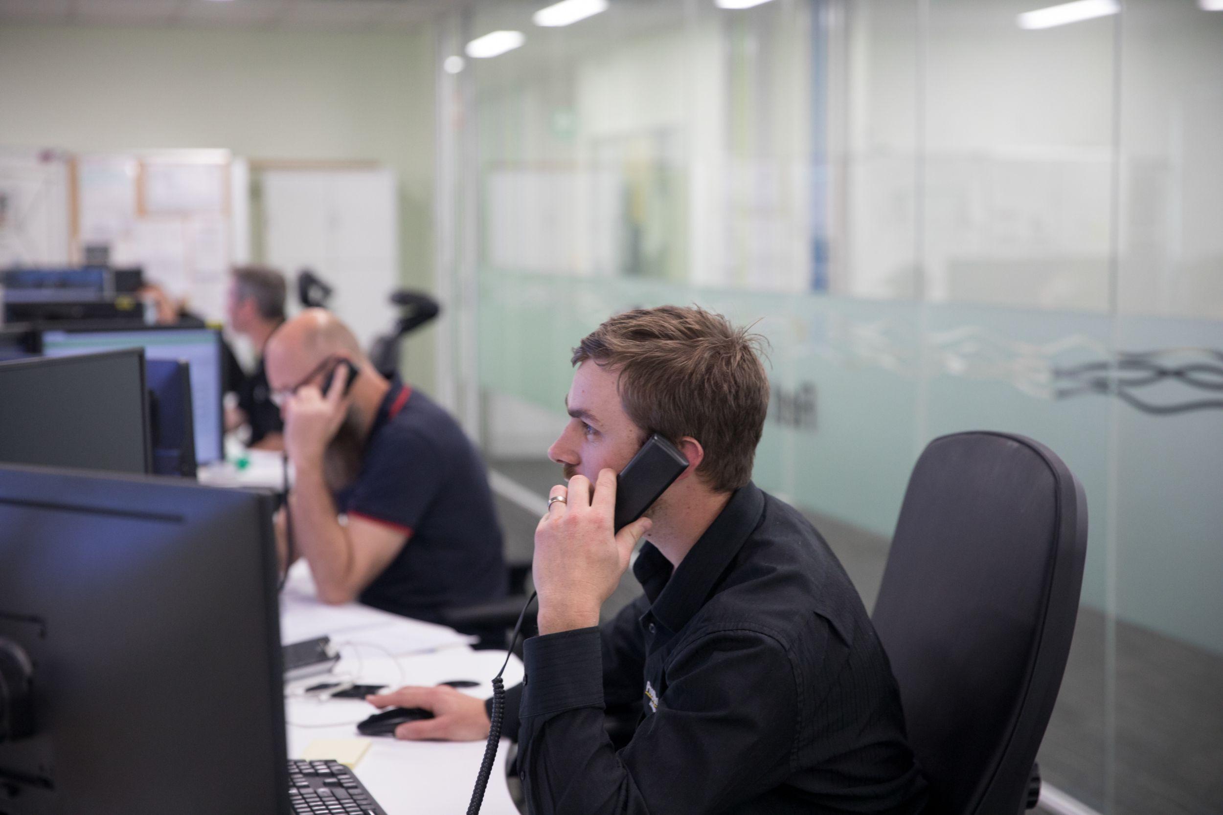 Fleet Control Centre