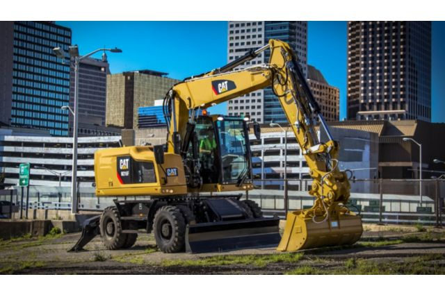 Cat M316F Wheeled Excavator - TECHNOLOGY THAT PUSHES PROFITS