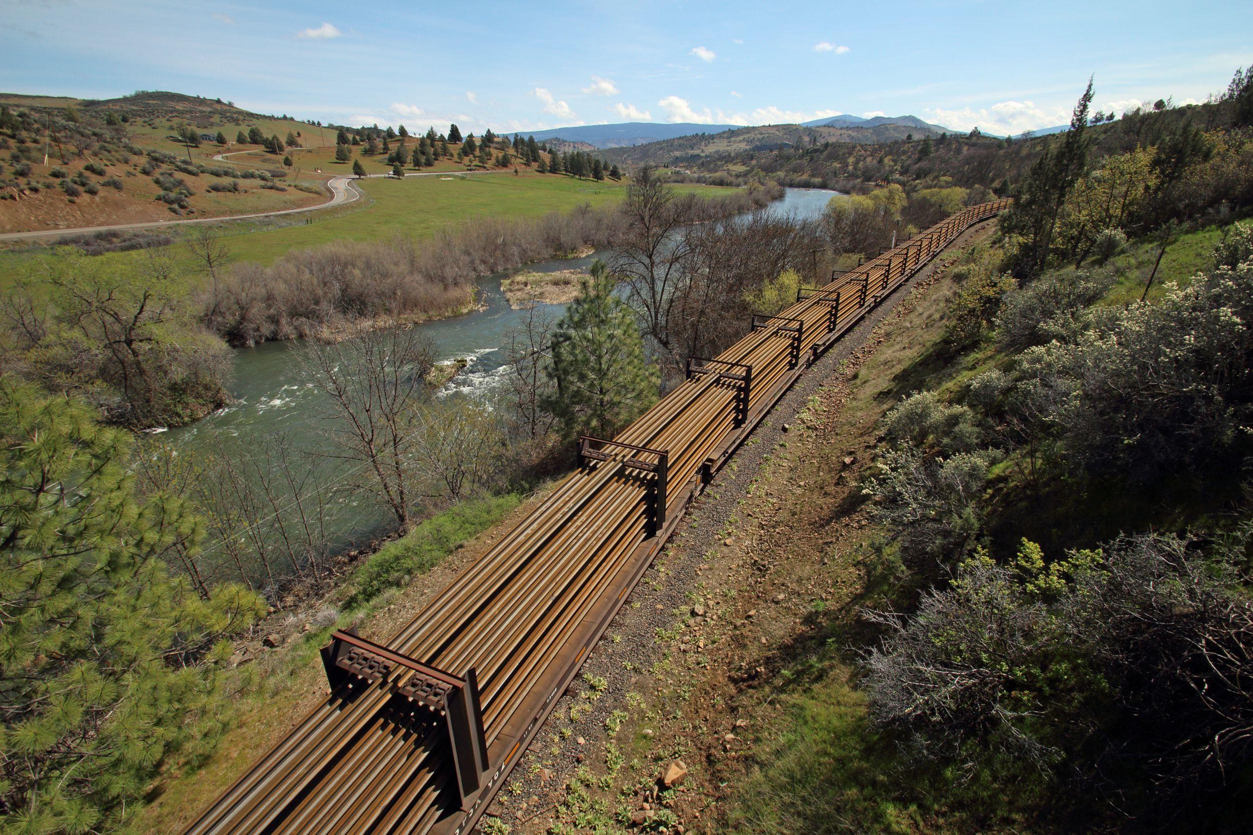 Rail Train, Fixed Plant Welding
