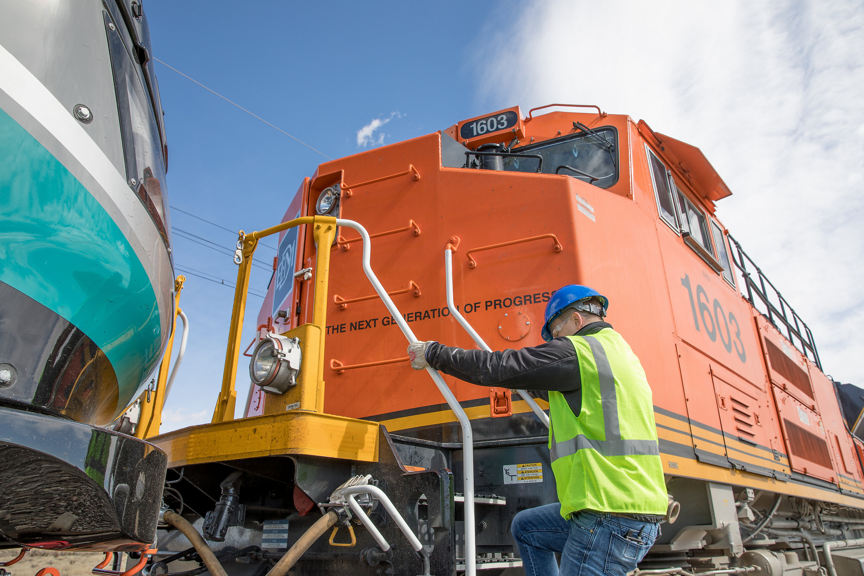 Locomotive Services, Locomotive Repair, Locomotive Maintenance