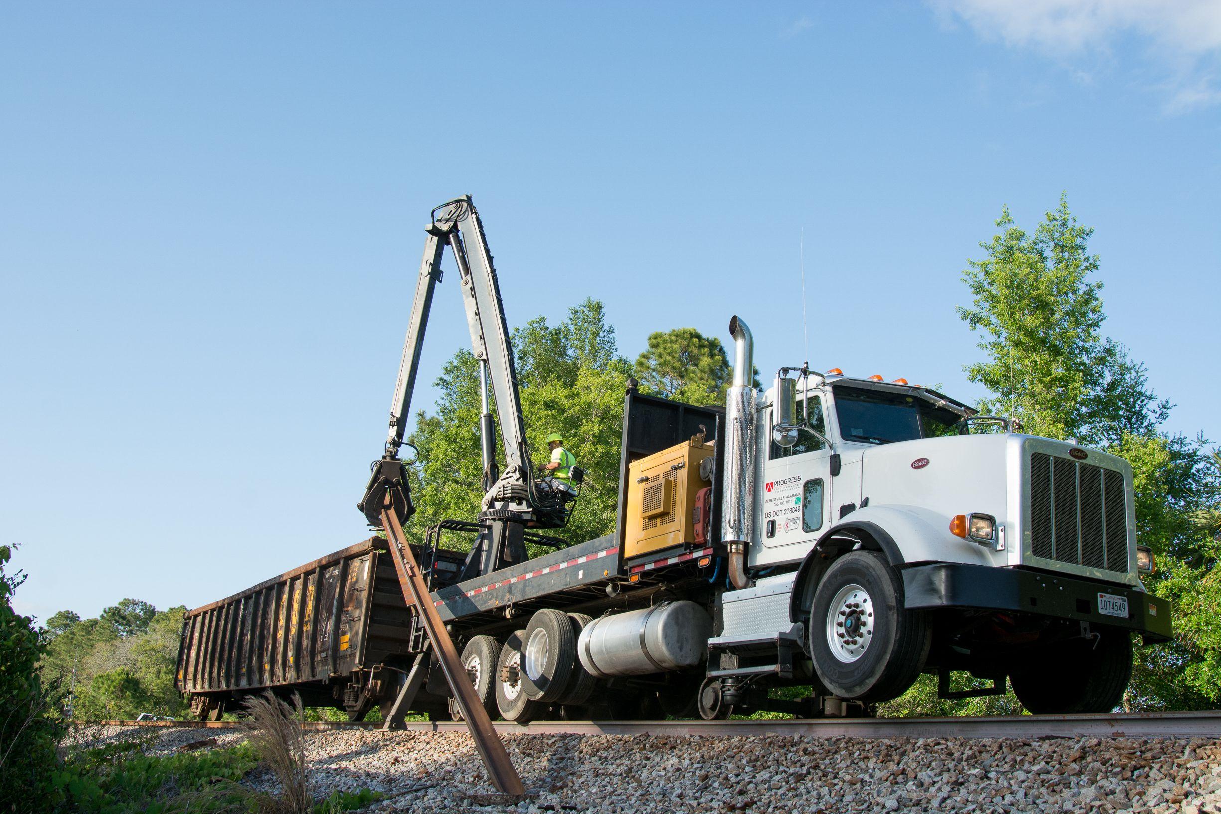 Rail Welding, Chematron