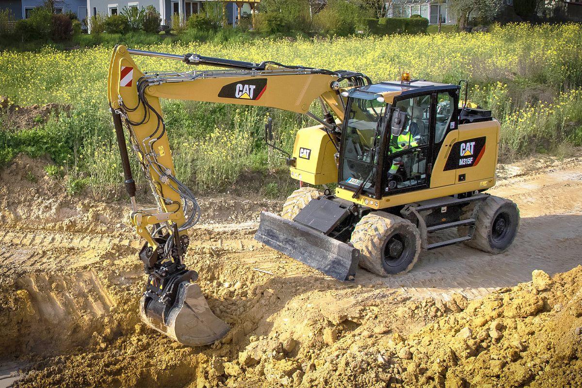 Cat®(卡特)中型轮式挖掘机最新融资优惠-信昌区域