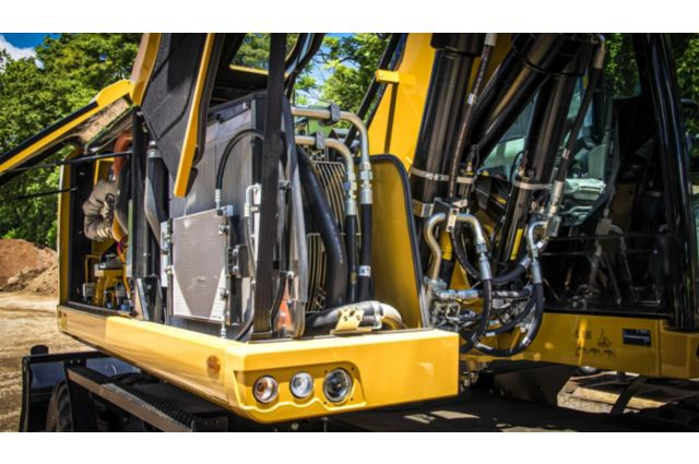 Cat M316F Wheeled Excavator - LOWER MAINTENANCE COSTS