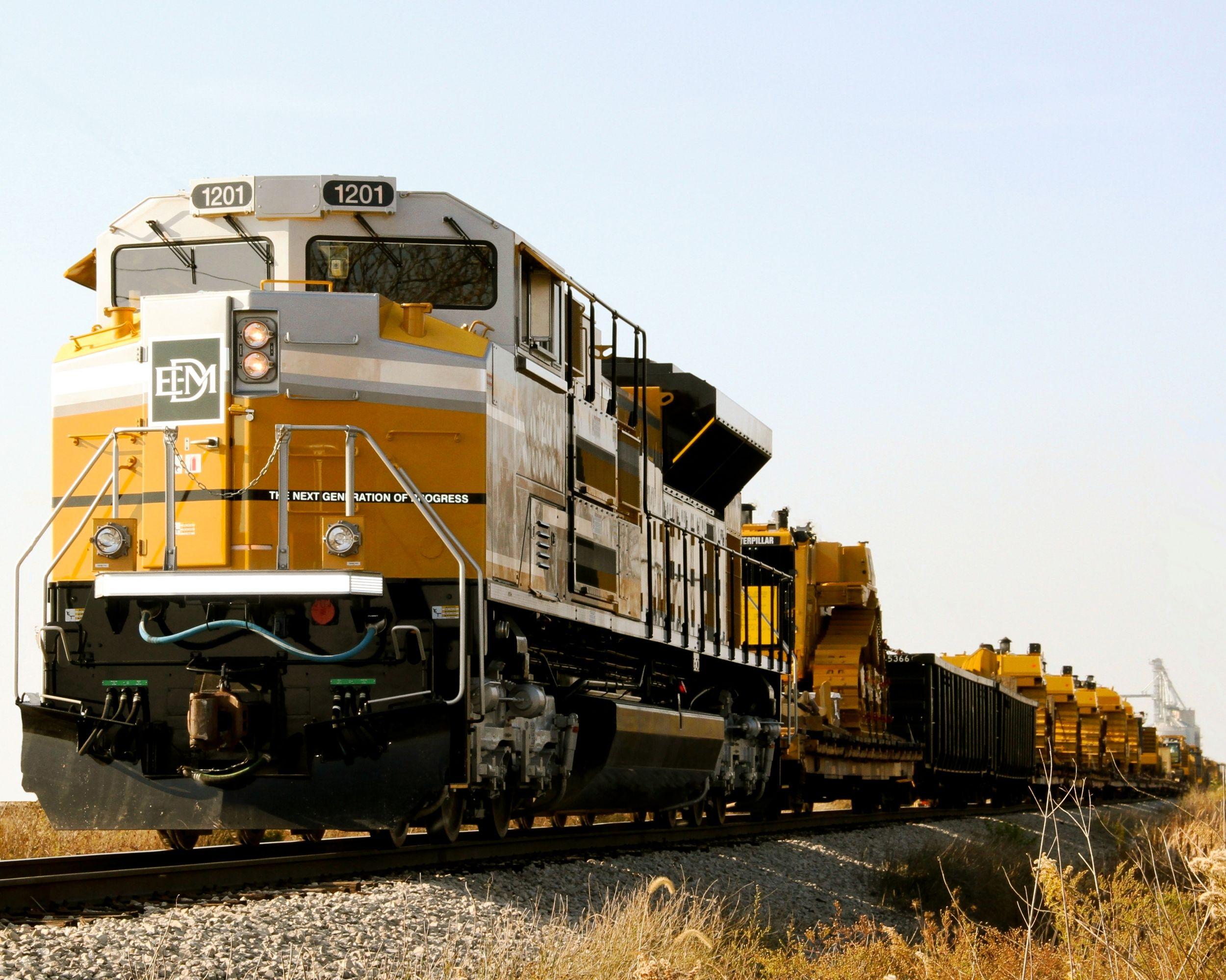 Progress Rail | Company